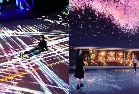 目眩神迷再一發!日本超美光雕展來台,準備刷翻妳的IG牆!