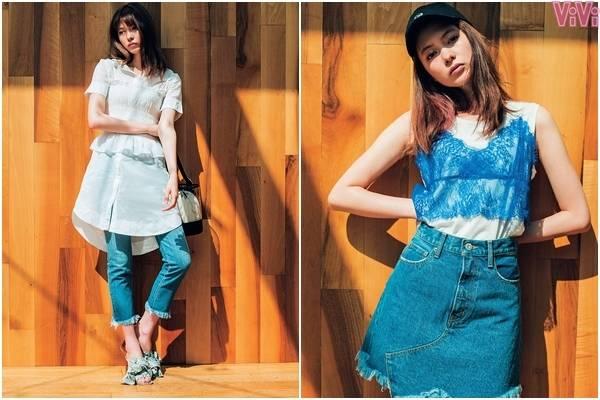 夏季層次穿搭超簡單!+1就可以更時髦
