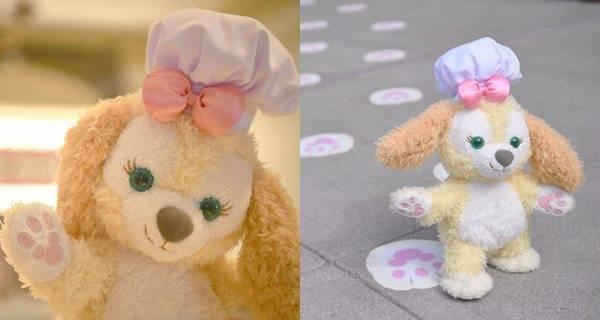 達菲熊再添好朋友!軟萌新角色Cookie搶先亮相香港迪士尼!