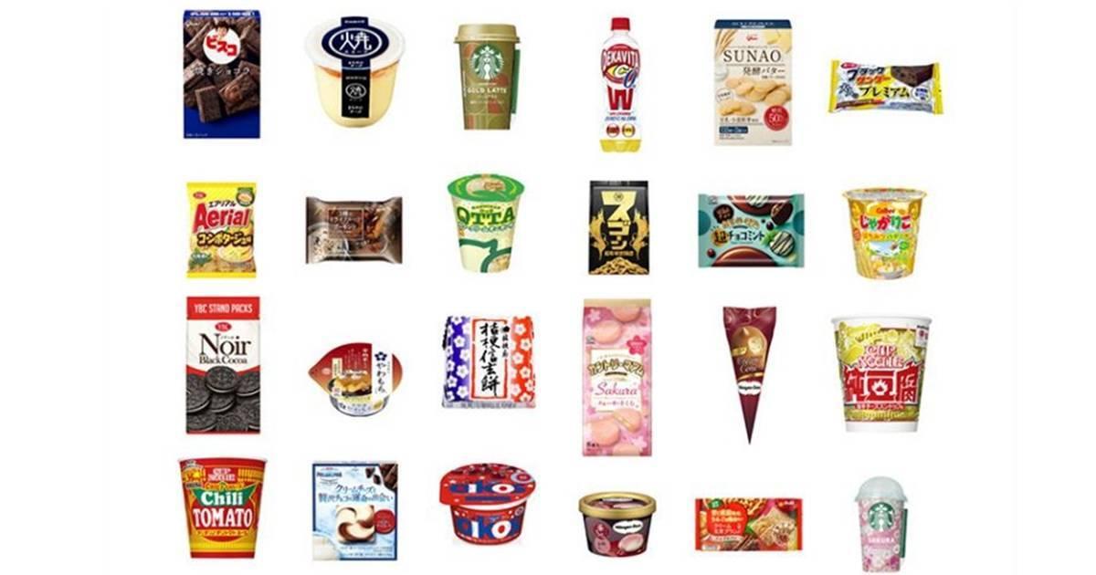 「2018上半年日本零食大賞來啦!」今年該買的!該掃的!就參考這個!