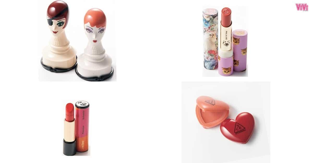 必須列入願望清單!今年秋季唇妝3大關鍵字:#紫色、#病色唇、#大理石06