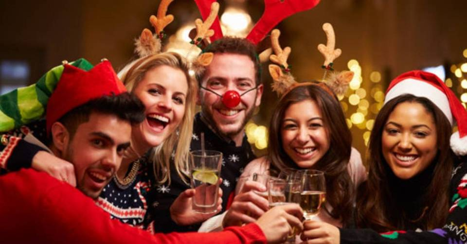 2018極美研究院聖誕派對 開放報名囉