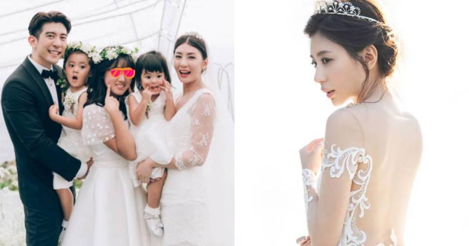 賈靜雯峇里島甜蜜完婚,修杰楷:「謝謝妳願意相信我!讓我成為妳的丈夫。」