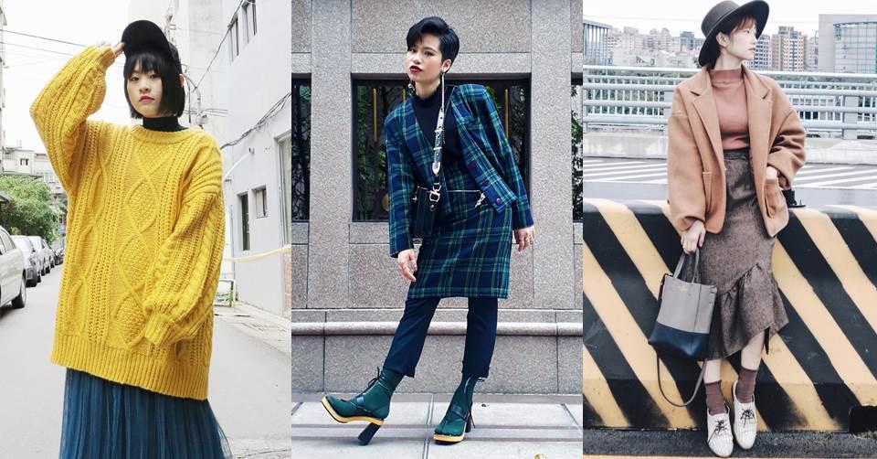 Dappei Street Snap!時尚達人教妳「高領上衣」這樣穿