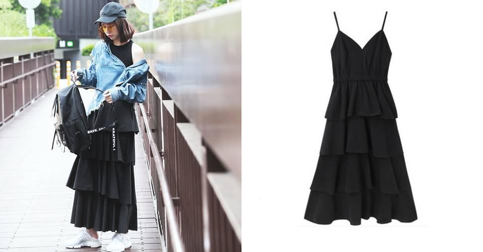 Black outfit,Dappei專欄 暖冬必備!經典黑色系穿搭心法05