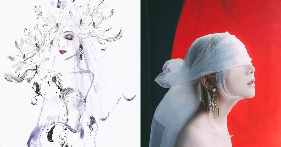 時尚插畫家JING YOU─獻給在柔軟又堅強的年紀,相似的我們